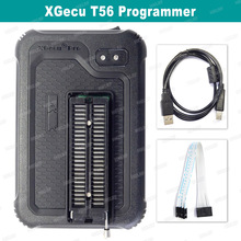 XGecu T56 אוניברסלי מתכנת תמיכה תמיכה 20000 + ICs NAND/EMMC/MCU/ISP EMMC TSOP48/TSOP56/BGA48/63/64/100/153/162/169/221