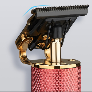 Cortadora de pelo Digital recargable cortapelo eléctrico Barbershop inalámbrico 0mm t-blade Baldheaded Outliner hombres