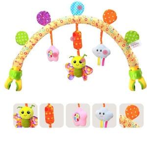 Image 2 - ホット販売素敵な旋盤カーシートベビーベッド赤ちゃん再生旅行ベビー幼児ベビーおもちゃ教育ガラガラ20% オフ