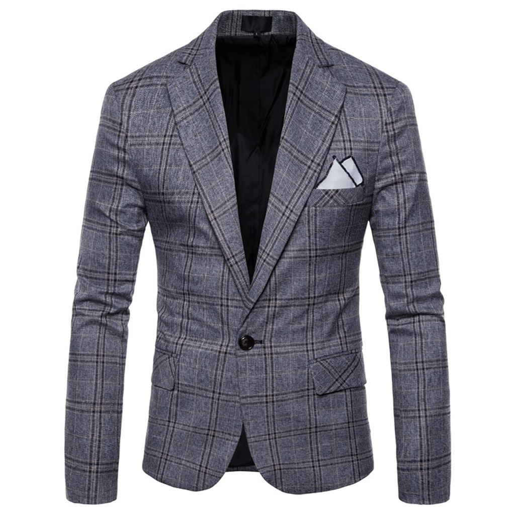 Moda masculina terno jaqueta blazer traje homme