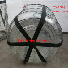 HIGH QUALITY CARBOY STRAP without bottle - A NYLON SLING CARRIER FOR WINE BEER HOME BREWING KIT FREE SHIPPING