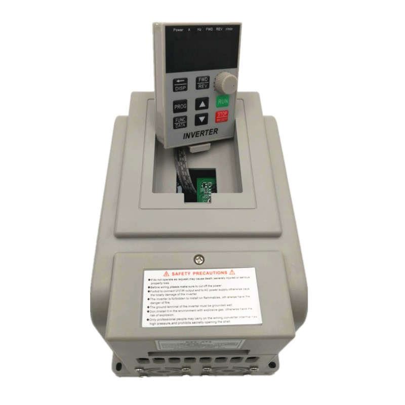 Top SaleVFD Inverter Spindle-Motor AT1 3P-220V CNC Output