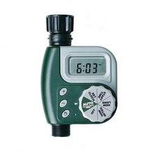 Таймер для полива сада автоматический электронный таймер для воды домашний программируемый шланг кран Полив Таймер Автозапуск ирригатор