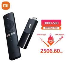 Xiaomi – Mi TV Stick, Android 9.0, 4 cœurs, 1080P HD, double décodage, 1 go de RAM, 8 go de rom, Google Assistant, Netflix, Wifi 5, Version internationale