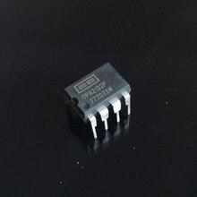 1 parça için orijinal OPA2132P çift op amp opa2132 amplifikatör malezya made in