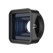 울란지 새 버전 1.33X Pro Anamorphic 렌즈 영화 제작 전화 카메라 렌즈 와이드 스크린 영화 렌즈 Filmic Pro App