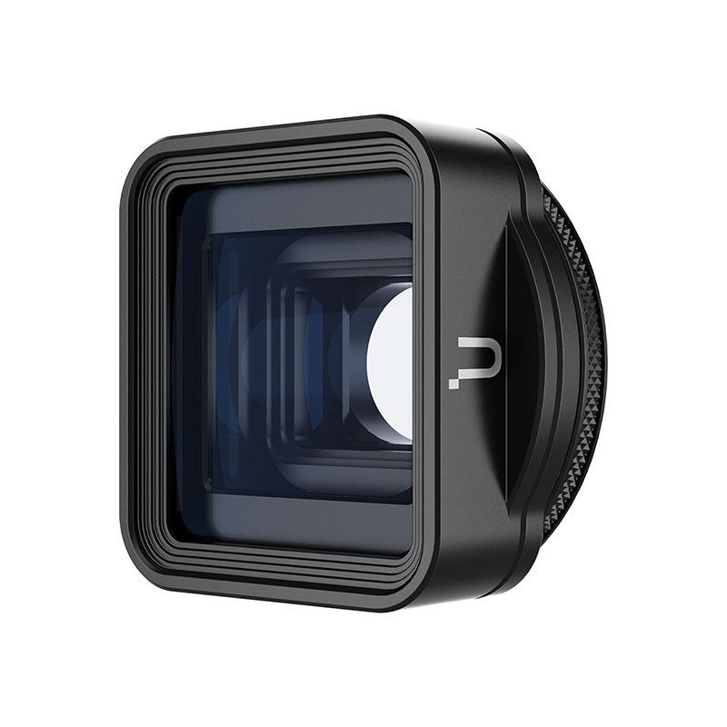 Ulanzi New Version 1.33X Pro Anamorphic Lens Filmmaking Phone Camera Lens Widescreen Movie Lens By Filmic Pro App