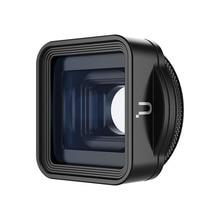Ulanzi nova versão 1.33x pro lente anamorphic filmmaking lente da câmera do telefone widescreen filme lente por filmic pro app
