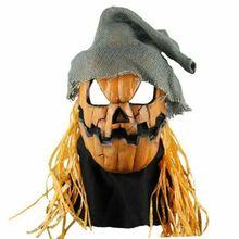 Новинка года; латексная маска в форме тыквы для Хэллоуина; страшный клоун; жуткий злой маскарадный реквизит для взрослых; детские игрушки