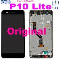 Original 5 2 pulgadas LCD para HUAWEI P10 Lite pantalla Lcd pantalla táctil P10 Lite de WAS LX1 WAS LX1A WAS LX2 WAS LX3|Pantallas LCD para teléfonos móviles|Teléfonos y telecomunicaciones -