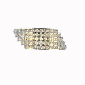 Image 5 - Роскошный современный минималистичный светодиодный настенный светильник, прикроватный комнатный хрустальный светильник для коридора, спальни, лампа для коридора