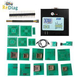 Image 1 - أحدث XPROG V6.26 V6.17 V6.12 V5.55 V5.86 X PROG متر صندوق معدني Xprog V5.86 XPROG M ECU مبرمج أداة XProg م صندوق محولات كاملة