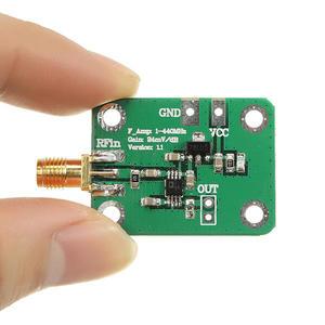 Image 2 - AD8310 0,1 440MHz High speed H frequenz RF Logarithmische Detektor Power Meter Für Verstärker