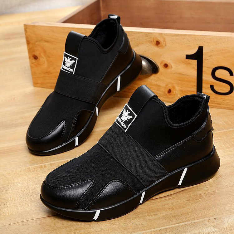 Women's Sneakers Shoes  Spring And Autumn New Elastic Sets Of Feet Casual Shoes Thick Bottom Breathable Mesh Women's Shoes 365