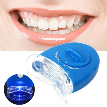 Teeth Whitening LED Light Accelerator Light Mini LED Teeth Whitening Light Teeth Bleaching Laser