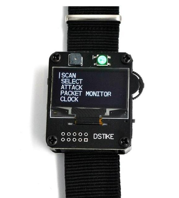 Deauther Watch