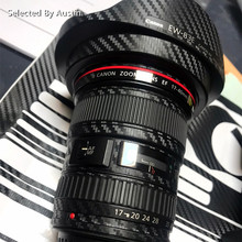 Anti Scratch Decal Lens Skin Wrap Sticker Protector Cover Case For Canon RF24 105 f4 24 70 2.8L 70 200 2.8 IS