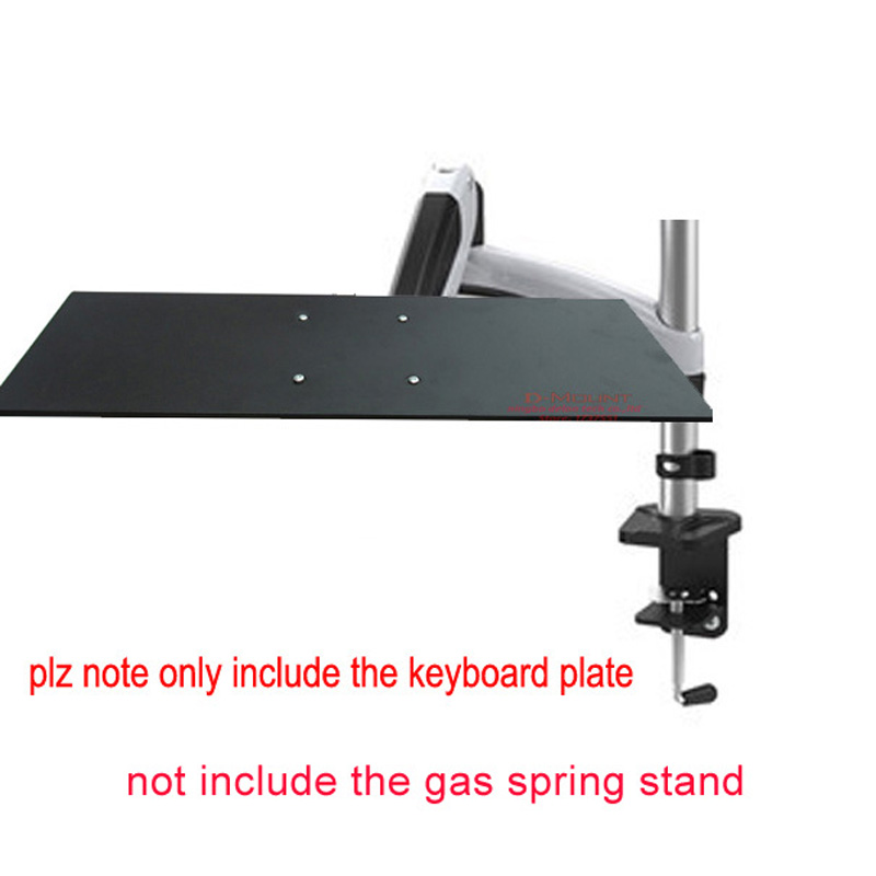 Normal Keyboard Plate Tray With 100x100mm Hole Computer Parts