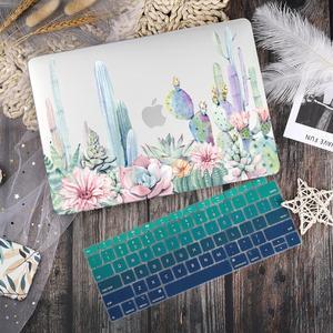 Image 5 - Coque de clavier à motifs de fleurs de marbre pour ordinateur portable MacBook Pro, pour MacBook Pro 13, 2019, Air 2020, 15 pouces, Retina Touch Bar A2251 A1932