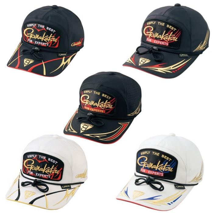 gamakatsu truckers cap
