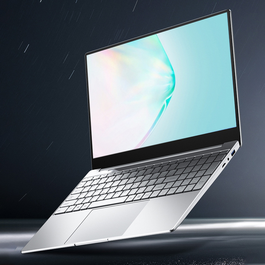 15.6 inch Gaming Laptops With 8G RAM 1TB 512G 256G 128G SSD Ultrabook Win10 Notebook Computer 1