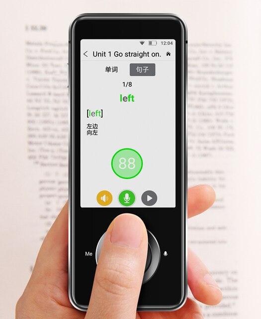 M9 المحمولة الذكية صوت المترجم العالمي حاليا مترجم مترجم على الانترنت مترجم ذكي الترجمة الروسية 5