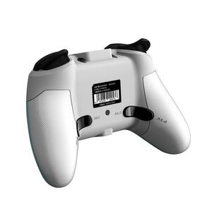 Image 4 - אלחוטי Bluetooth Gamepad בקר משחק ג ויסטיק עבור Nintendo מתג קיטור Windows אנדרואיד