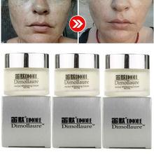 Dimollaure herbal Whitening Freckle cream Removal melasma pigment Melanin Pregnant acne scar brown spots Retinol face cream