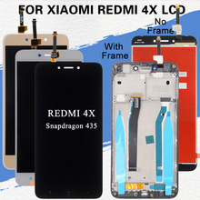 Dinamico 5.0Inch Display For Xiaomi Redmi 4X LCD Touch Screen Digitizer Assembly Repair Part For Redmi 4X Display LCD With Frame все цены