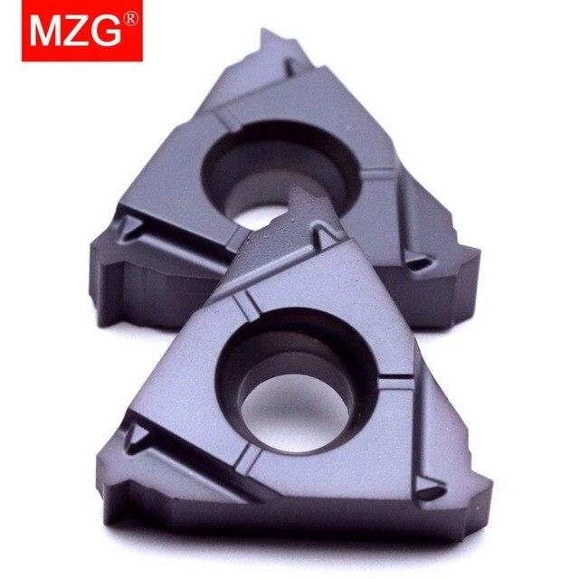 Mzg 10 шт 22ir iso zp10 токарный станок с ЧПУ из нержавеющей