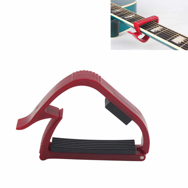 Guitar Capo Quick Change Clamp Key Acoustic Classic Guitar Capo For Tone Adjusting Ukulele Tone Adjust Clamp