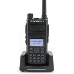 2020 Baofeng DMR DM-1801 Walkie Talkie VHF UHF 136-174 & 400-470MHz Dual Band Dual Time Slot Tier 1&2 Digital Radio DM1801