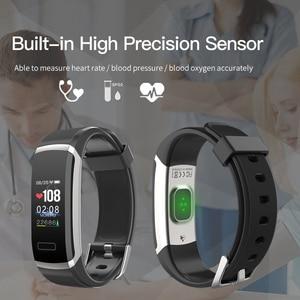 Image 5 - Wearpai FitnessTracker SmartWatch Men Women HeartRate Monitor Calories Pedometer waterproof sport wristwatch for Android & IOS