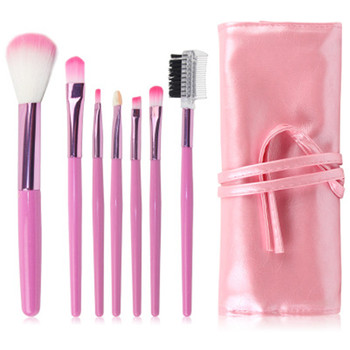 Professional 5pcs Makeup Brushes Set For Highlighter Eye Cosmetic Powder Foundation Shadow Cosmetics Eyebrows