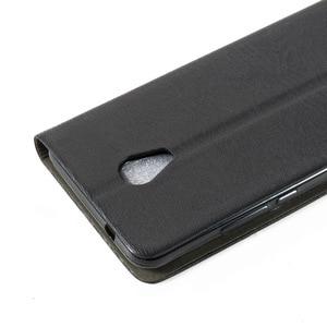 Image 3 - Роскошный чехол книжка из искусственной кожи для Meizu M5S A5, чехол книжка с бумажником для Meizu M5 M5C, деловой чехол для телефона, Мягкая силиконовая задняя крышка из ТПУ