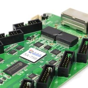 Image 4 - شحن مجاني كولورليت 5A 75B متزامن استقبال بطاقة 8xHub75E مسح 1/32 كامل اللون شاشة عرض فيديو ليد تحكم