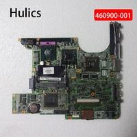 Hulics Original for HP DV6000 DV6500 DV6700 DV6600 DV6800 DV6900 Notebook 460900 001 Motherboard PM965 DA0AT3MB8F0