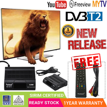 DVB HD 99 T2 טיונר Dvb T2 Vga טלוויזיה Dvb t2 עבור צג מתאם USB2.0 טיונר מקלט לווין מפענח Dvbt2 רוסית ידנית