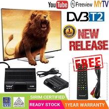 Sintonizador DVB HD 99 T2 T2, Dvb t2 de TV, Vga, adaptador de Monitor, sintonizador, receptor satélite, Dvbt2, Manual ruso