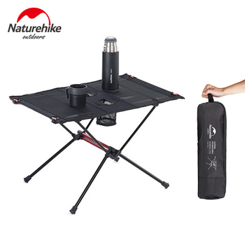 Naturehike Ultralight Folding Table Portable Outdoor Camping Barbecue Picnic Table Fishing Table NH19Z027-Z