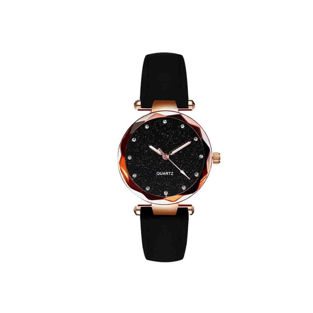 DUOBLA Luxury Women Watches Fashion Quartz Wristwatches Brand Women Watch Leather Strap Dress Watches Elegant New Listing