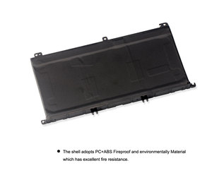 Image 4 - KingSener batterie 11.1V, 74wh 357F9 pour Dell Inspiron 15  7000, 7559, 7557, 7566, 7567, 5576, INS15PD 1548B