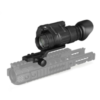 3X32mm Digital night vision mount on the helmet for rifle scope for hunting/camping black color GZ270027
