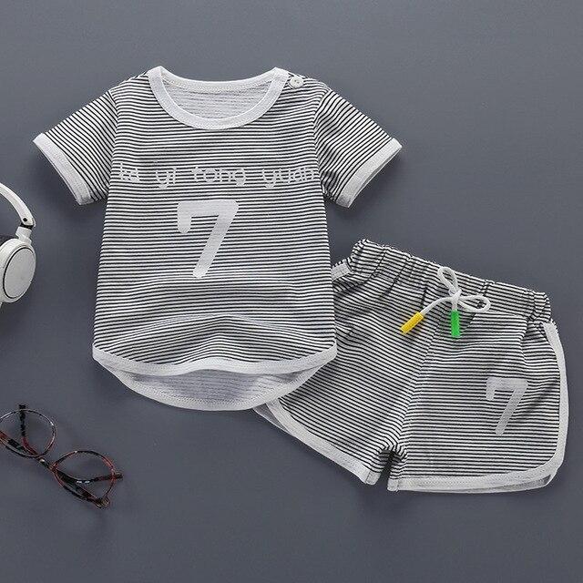 Conjunto Deportivo Seven (6 Meses - 5 Años) 2