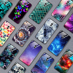 На Алиэкспресс купить чехол для смартфона tempered glass case for meizu 16th plus m5 m6 m8 m9 note for iphone 5s se 6 6s 7 8 plus xr xs max luxury shockproof hard cover