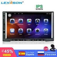 7 IPS Android 8.1 2G+16G 8 COR 2DIN Multimedia Player universal Car radio GPS audio stereo autoradio Bluetooth navigation DVD