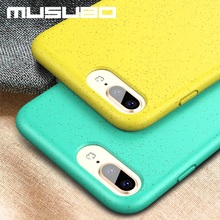 Musubo Luxury Case For iPhone 8 Plus 7 Plus Back Cases Cover For Apple iPhone 6 6s Plus X S Funda Ultra Thin Silicone Coque Capa цена
