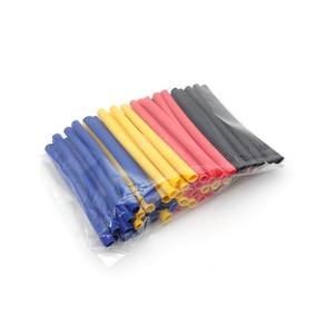 Image 2 - 328 Stks/set Hoezen Wrap Wire Auto Elektrische Kabel Buis Kits Krimpkous Tubing Polyolefine 8 Maten Gemengde Kleur Термоусадка