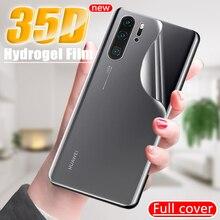 35D полное покрытие Гидрогелевая пленка для huawei P30 P20 Lite Защита экрана для huawei mate 30 20 10 Pro P Smart Z пленка не стекло