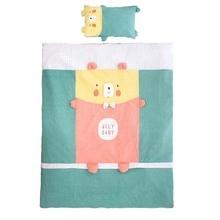 Хлопковое одеяло для пеленания мультяшная детская кроватка одеяло для младенца Пеленание Одеяло Для Новорожденных Обертывание детское стеганое покрывало для кровати весна осень